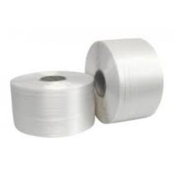 4 bobinas de fleje textil...